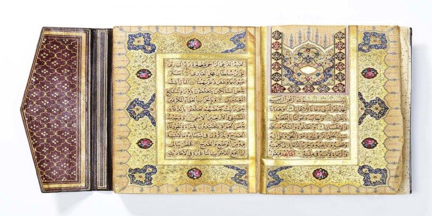 Çin'de bin yıllık Kur'an-ı Kerim yeniden basıldı