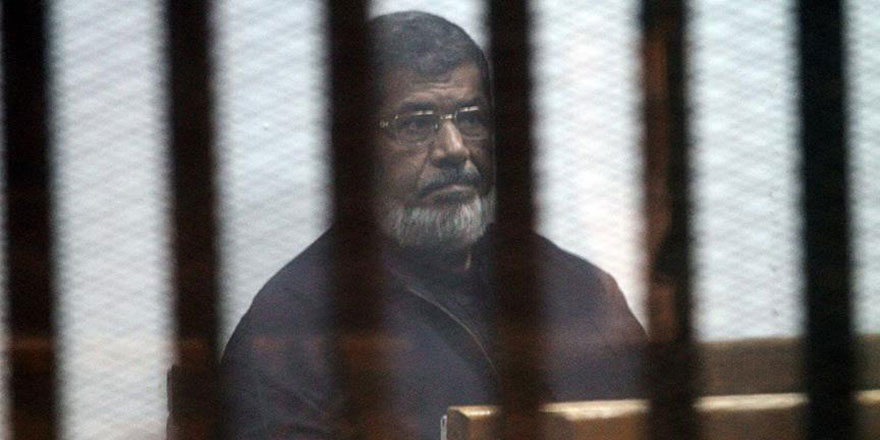 Mursi: Vatanım ve dinim için buradayım