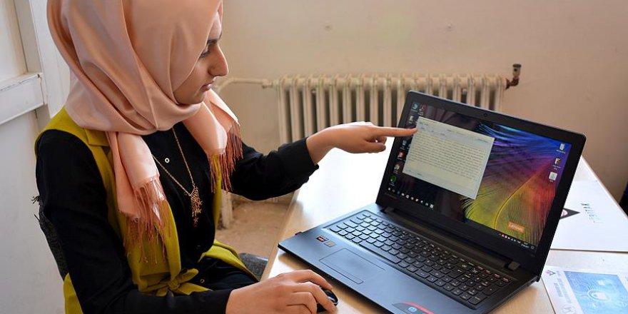 Diyarbakırlı öğrenciden hackerlere karşı şifreleme programı