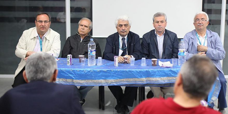 İşgal altındaki Doğu Kudüs'te İslam tarihinde Kudüs paneli düzenlendi