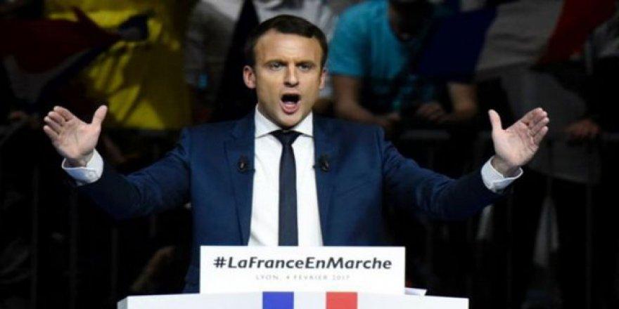 Müslümanlardan Macron'a tebrik