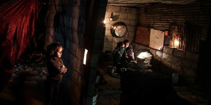 Gazze'de elektrikten sonra gıda krizi de yolda