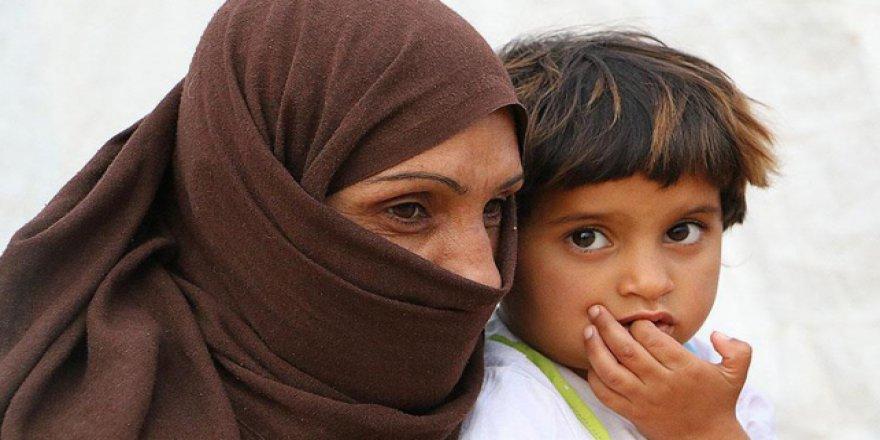 Suriyeli kadın PYD'nin zulmünü anlattı