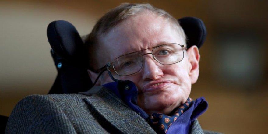Stephen Hawking'ten insanlığa uyarı: Dünyayı terk edin!
