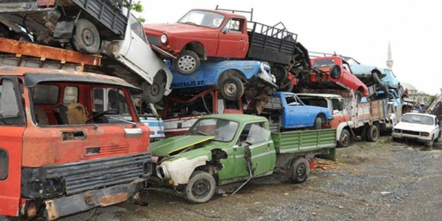 'Hurda araç düzenlemesi 2,1 milyon aracı kapsıyor'