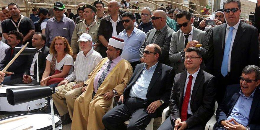 'Ürdün Kudüs'teki Hristiyan ve Müslüman vakıflarını himaye etti'