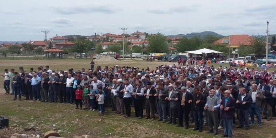 Ankara'da yağmur duası