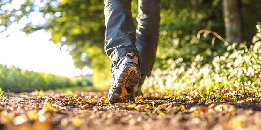 Her gün düzenli yürüyüşün çok faydası var