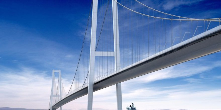 1915 Çanakkale Köprüsü 1 yıl erken açılacak
