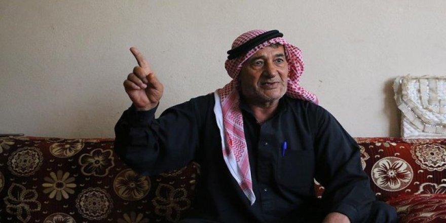 'Terör örgütü PYD topraklarımızı zorla aldı'