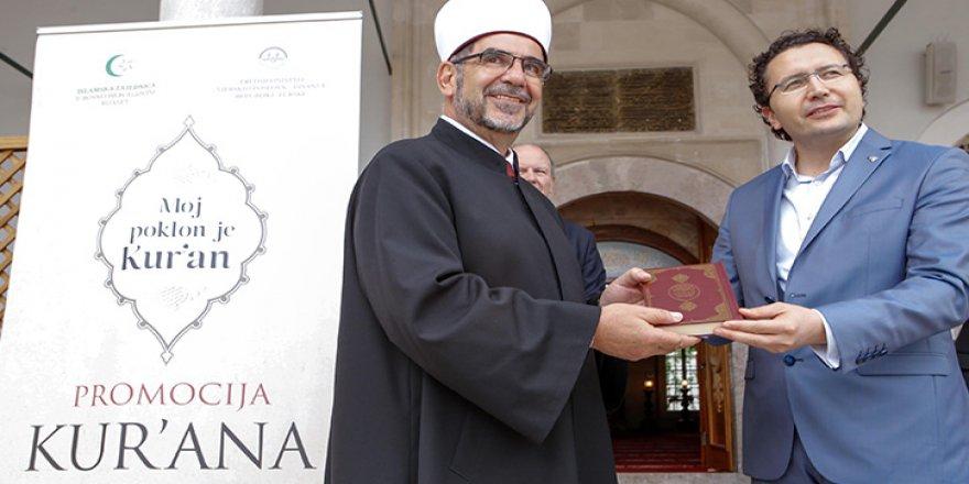 Balkanlarda 530 bin adet Kur'an-ı Kerim dağıtılacak