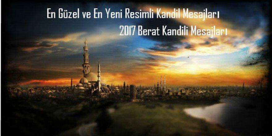 2017 Berat Kandili Mesajları | Whatsapp ve Facebook için Resimli Berat Kandili Mesajları
