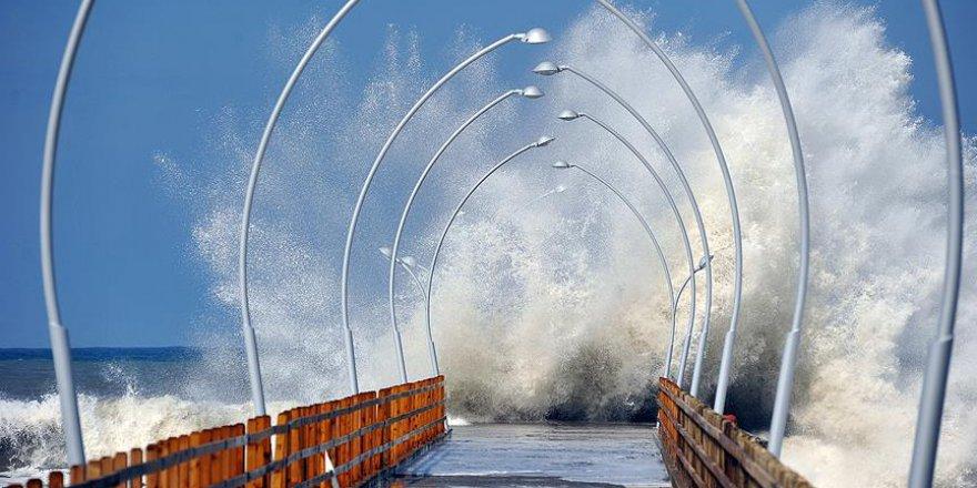 Meteoroloji'den Karadenize uyarı!
