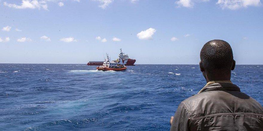 BM: Akdeniz'de 245 sığınmacı kayboldu