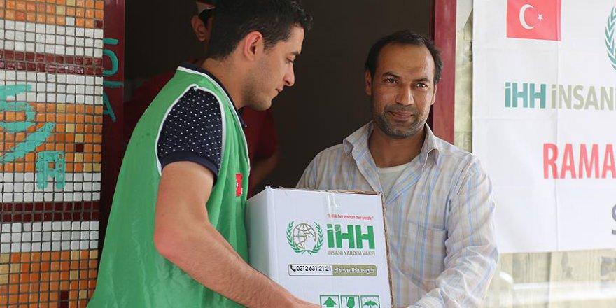 İHH ramazanda 1 milyon kişiye yardım ulaştıracak