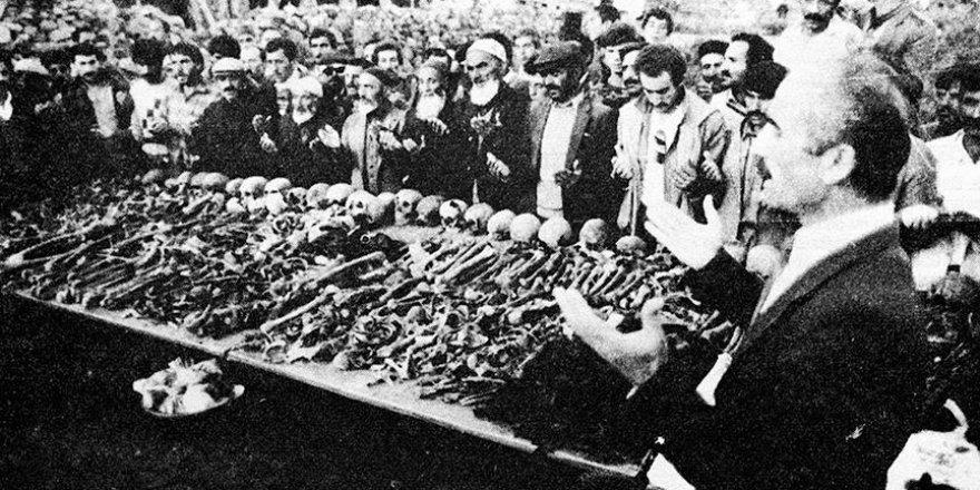 'Osmanlı İmparatorluğu Ermeni vatandaşlarına soykırım yapmadı'