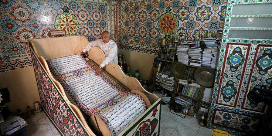 700 metrelik Kur'an-ı Kerim kopyası rekora aday