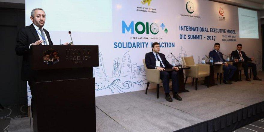 İslam ülkelerinin diplomat adayları Bakü'de buluştu