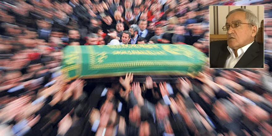 Mustafa Sungur ağabeyin oğlu Ahmet Sungur vefat etti
