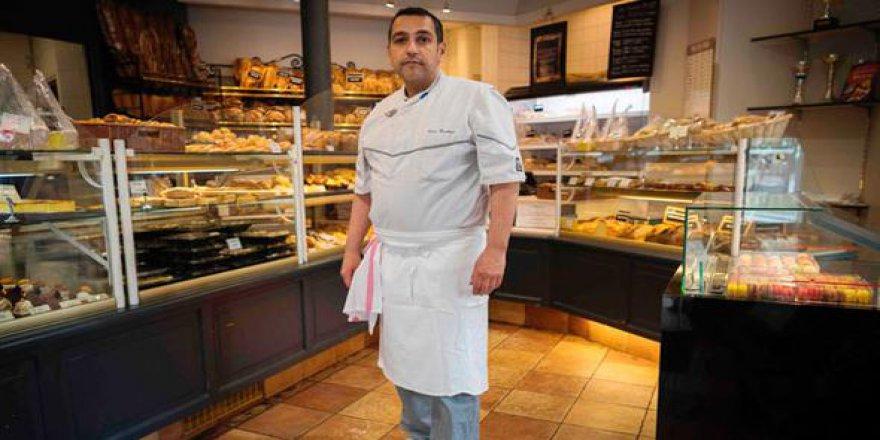 Macron'un ekmekleri Tunuslu Sami'den