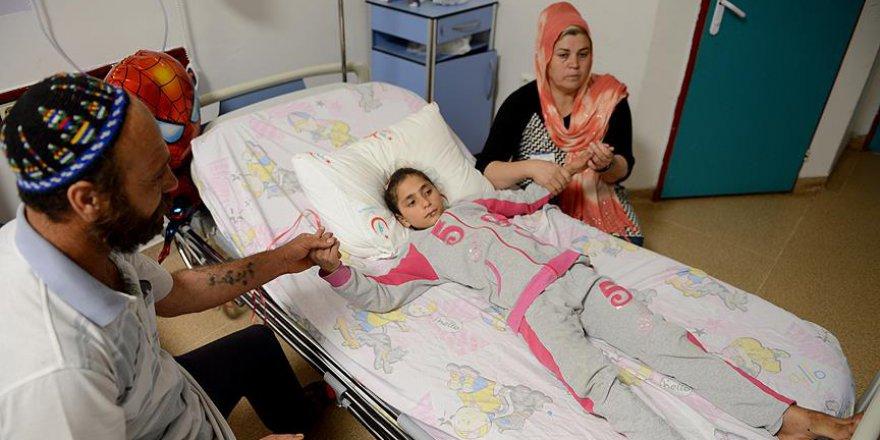 Suriye'deki savaş Halil ailesine tarifi olmayan acılar yaşattı