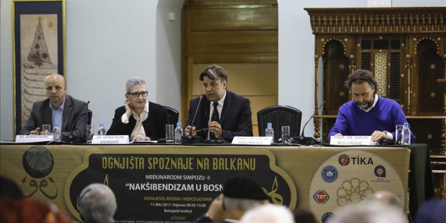 Saraybosna'da Nakşibendilik sempozyumu düzenlendi