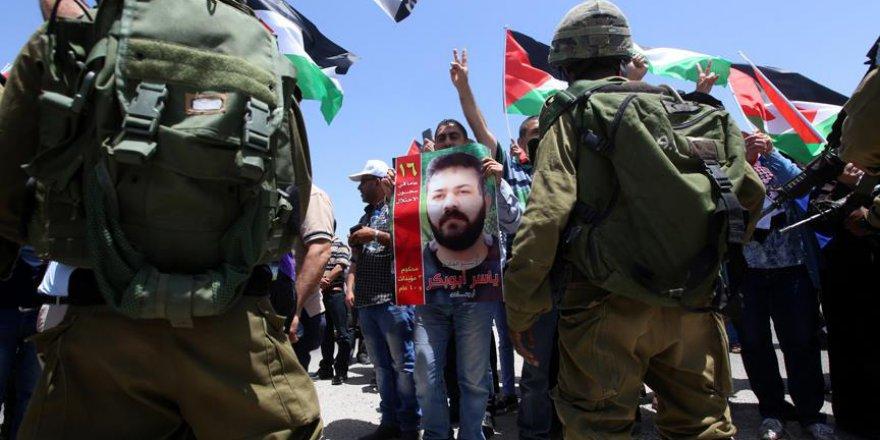 İsrail polisinden 'Aksa yürüyüşüne' engel