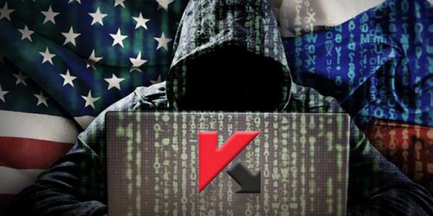 Kaspersky Rusların ABD'ye karşı gizli silahı mı?