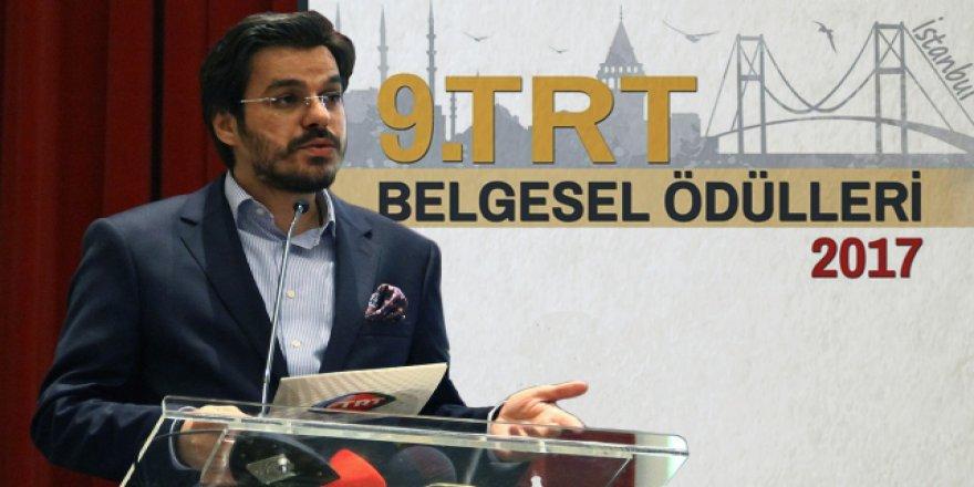"""""""9. Uluslararası TRT Belgesel Ödülleri"""" açılışı yapıldı"""