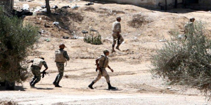 Sina Yarımdası'nda Şiddet Olayları