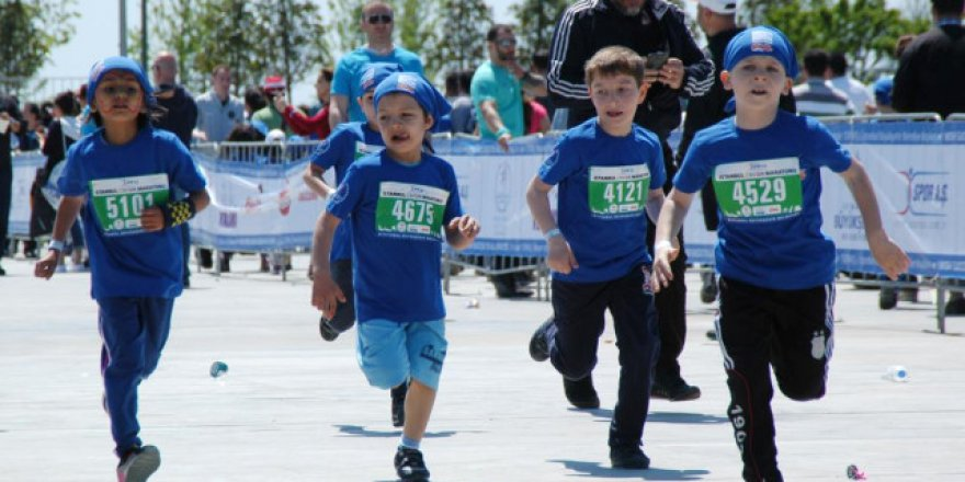 Dünyanın En Büyük Çocuk Maratonu İstanbul'da Gerçekleşecek