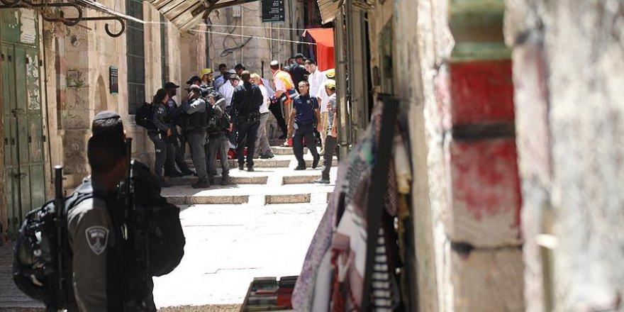 İsrail güçleri Filistinli bir genci öldürdü