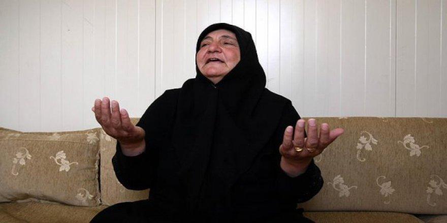 Suriye'nin gözü yaşlı anneleri