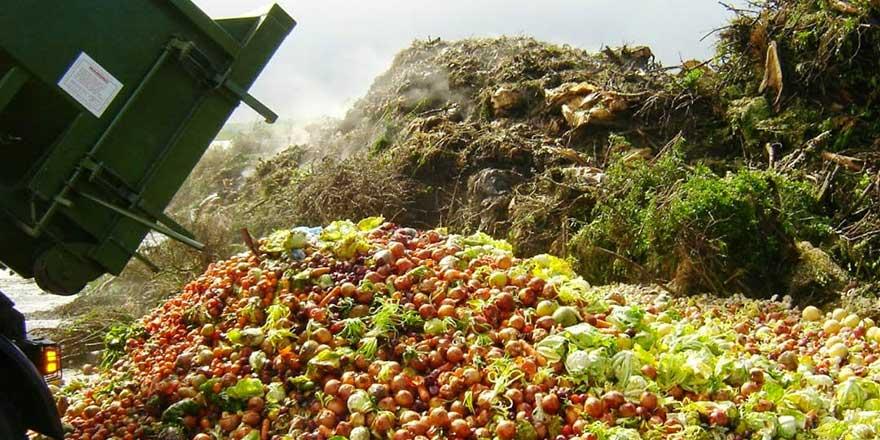 Dünya 4 milyar ton gıdayı israf ediyor işte israfın çaresi