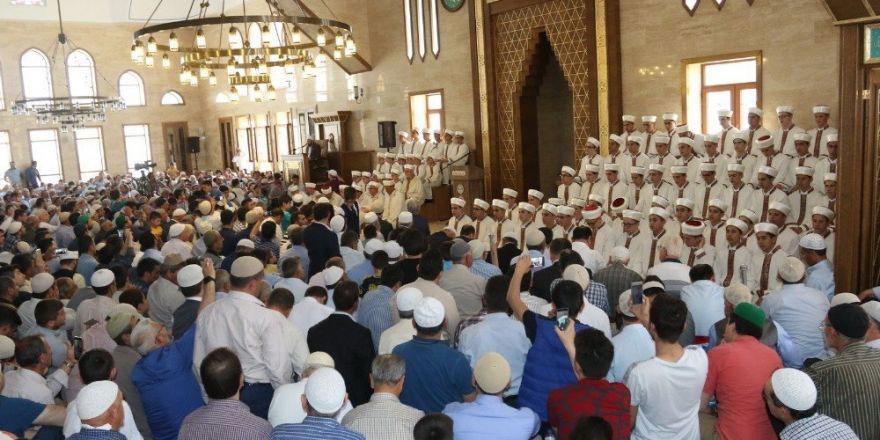 Hilaliye Kur'an Kursu'nda 118 Öğrenci Hafız Oldu