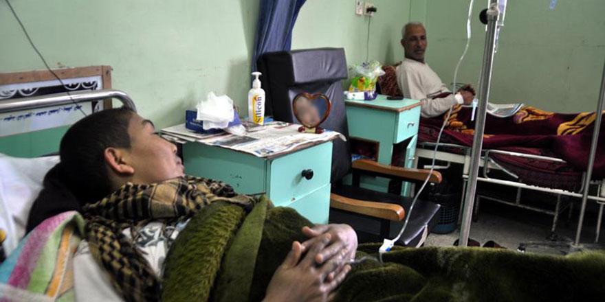 İsrail ambargosu yüzünden Gazze'de temel ilaçların yüzde 35'i tükendi
