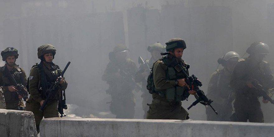 İsrail askerleri Nekbe gösterilerine müdahale etti