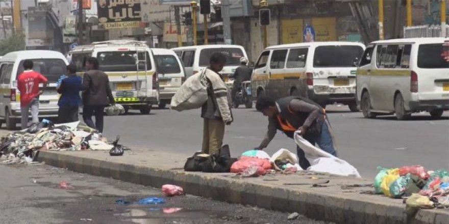 Savaşın pençesindeki Yemen'de kolera alarmı