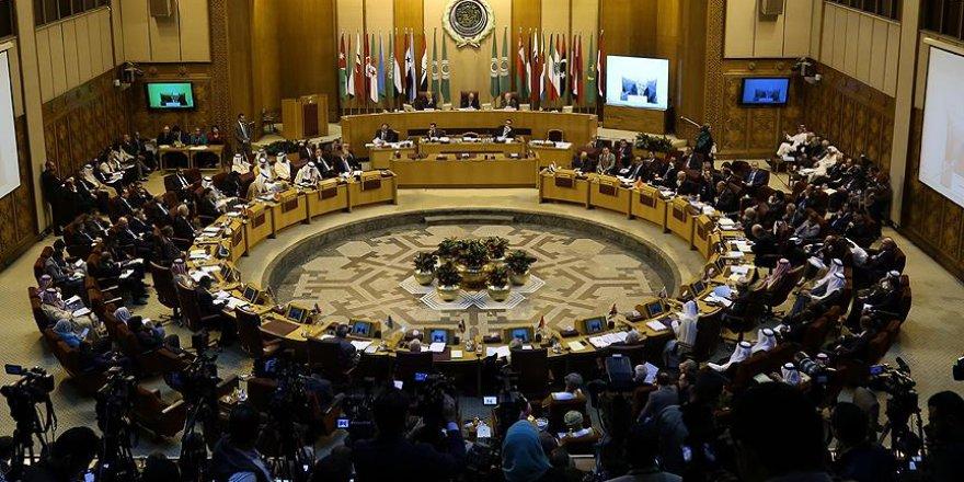 Arap Birliği'nden Filistin halkı çağrısı
