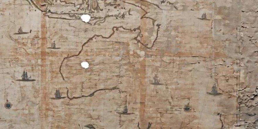 Avustralya'nın ilk haritası 321 bin dolara alıcı buldu