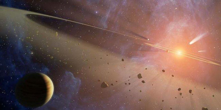 NASA'nın yeni keşfi güneş sistemine çok benziyor