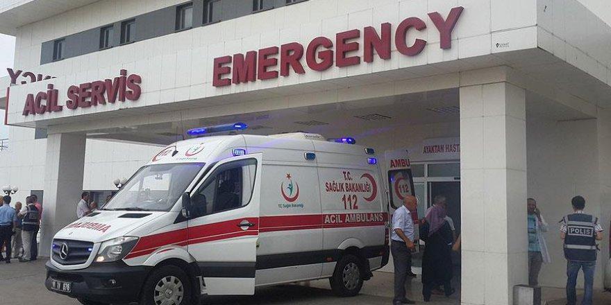 Trabzon'daki operasyonda 1 asker şehit oldu