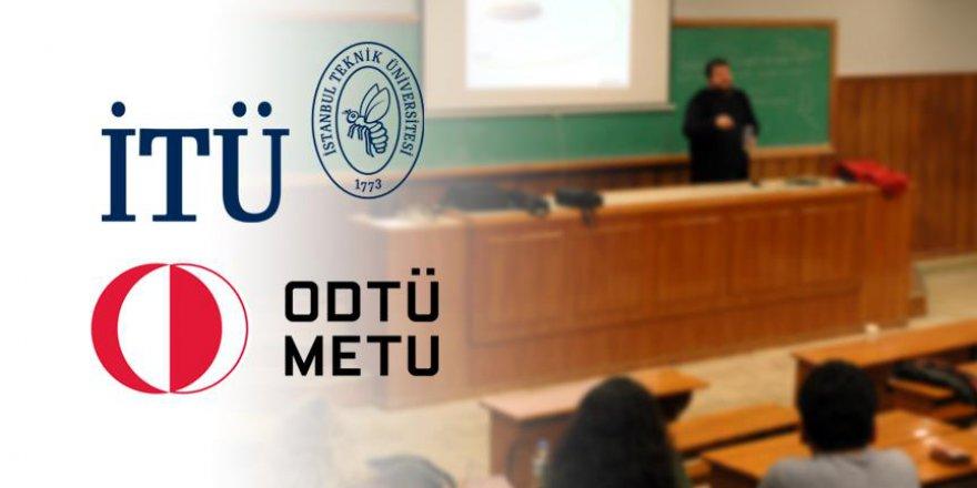 Türkiye'den iki üniversite zirvede