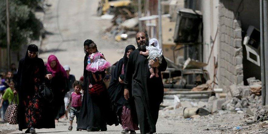 Musul'dan kaçışlar hız kesmiyor