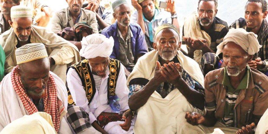 Necaşi'den sonra kurdular: Bin yıllık Müslüman kasabası