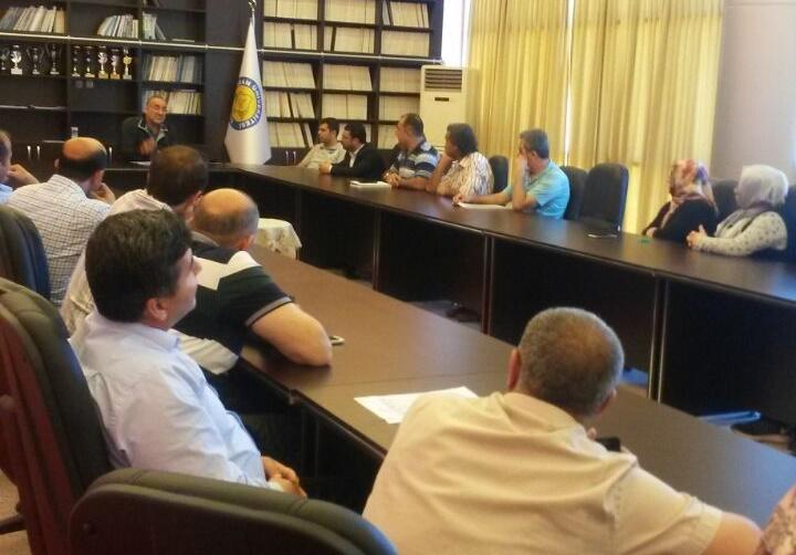 Harran Üniversitesi'nde 'Bediüzzaman'ın Gözüyle Toplum ve Aile' konferansı