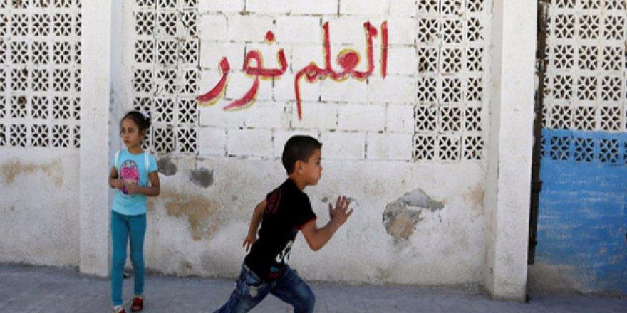AB Suriye muhalefetinin okullarına 10 milyon euro destek gönderecek