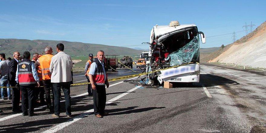 'Otobüs sürücüleri belirli aralıklarla teste tabi tutulmalı'