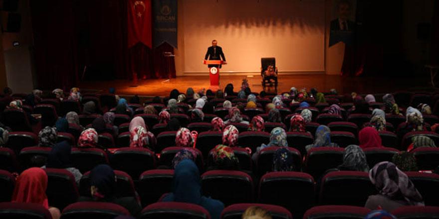Senai Demirci: Milliyetimiz İslam'dır
