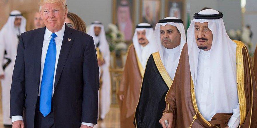 Trump Suudi Arabistan'ı ziyaret edecek